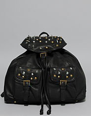 Bank Studded Backpack