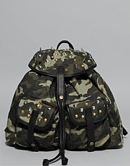 Bank Camouflage Backpack