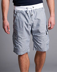 Nanny State Tibberton Striped Shorts