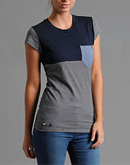Voi Jeans Talia Striped T-Shirt
