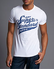 Superdry Standard Entry T-Shirt