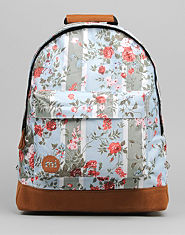 MIPAC Printed Backpack