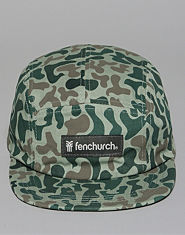 Fenchurch Camouflage Cap