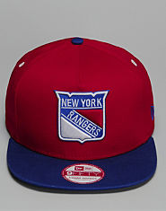 New Era 9FIFTY New York Rangers Snapback Cap