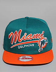 New Era 9FIFTY Miami Dolphins Snapback Cap
