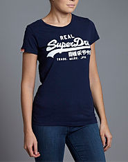 Superdry Vintage Entry T-Shirt