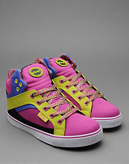 Pastry Sire Colour Block Hi Tops