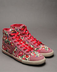Gola Quota Betsy Liberty Print Hi Tops