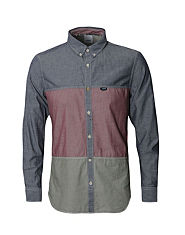 Mas-if Wig Wam Mix Chambray Shirt