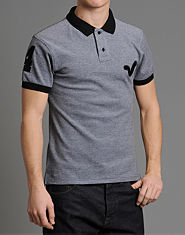 Voi Jeans Wyndham Tipped Polo Shirt