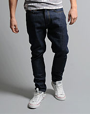 Jack & Jones Erik Original Selvedge Tapered Jeans