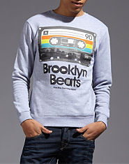 Outcast Brooklyn Beats Sweatshirt