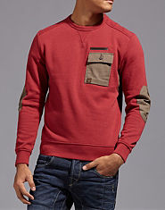 Duck and Cover Speake Sweatshirt