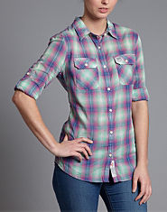 Superdry Hombre Checked Shirt