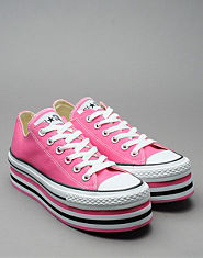 Converse All Star Ox Flatform