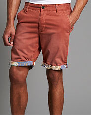 Rivington Canberra Hawaiian Trim Shorts
