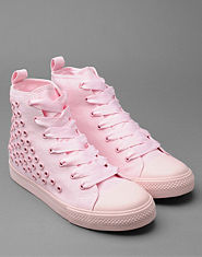 Bank Eyelet Hi Tops