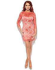 Amy Childs Naomi Lace Dress