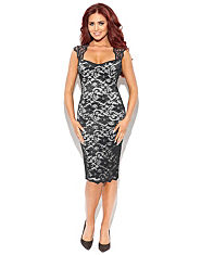 Amy Childs Millie Lace Dress