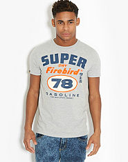 Superdry Firebird Reworked T-Shirt