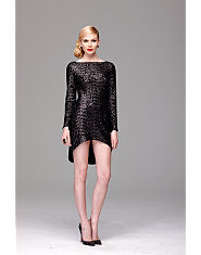 House Of Dereon Sequin Dress