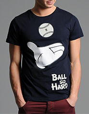 Fenchurch Ball So Hard T-Shirt
