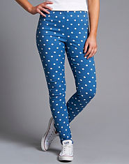 Vero Moda Polka Dot Jeggings