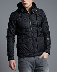 G-STAR Aero Quilted Overshirt Jacket