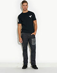 Voi Jeans Evolution Coated Worker Jeans