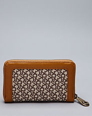 DKNY Coated Logo Purse
