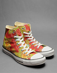 Converse All Star Hi Hawaiian