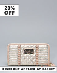 Pauls Boutique Lizzie Quilted Purse