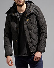 G-STAR CO Hooded Overshirt Jacket