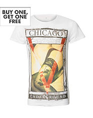 Irreverence Chicago T-Shirt