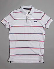 Superdry Heritage Tipped Polo