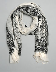 Bank Lace Scarf