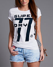 Superdry Tall Order 77 Entry T-Shirt
