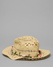 Bank Cowgirl Garland Hat