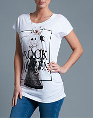 Ribbon Rock Queen T-Shirt