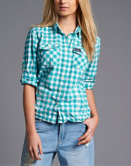 Superdry Gingham Shirt