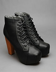 Bank Naomi Lace Up Boots