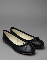 Bank Billy Ballet Pumps