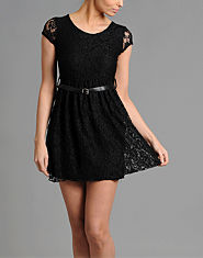 Wal G Lace Dress