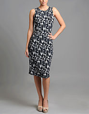 Glamorous Animal Midi Dress