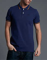 Jack & Jones Contrast Polo Shirt