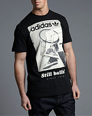 adidas Originals Photo Hoop T-Shirt