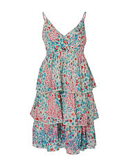 Frock & Frill Hazy Days Floral Layered Dress
