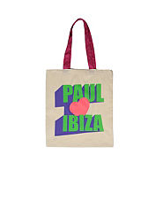 Pauls Boutique Ibiza Canvas Tote Bag