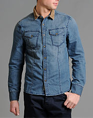 Rivington Denim Shirt