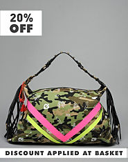 Pauls Boutique Eleanor Slouch Bag